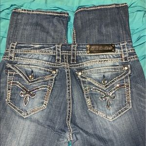 Women's Rock Revival Jeans 33